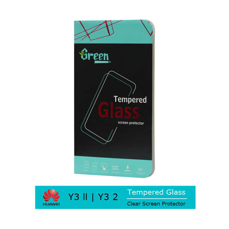 Huawei Y3 ll / Y3 2  | 2.5D Curve Clear Tempered Glass 0.3mm